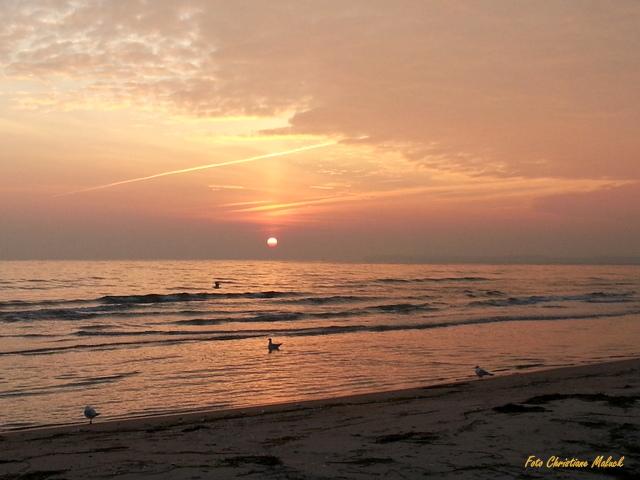 scharbeutz Sonnenaufgang